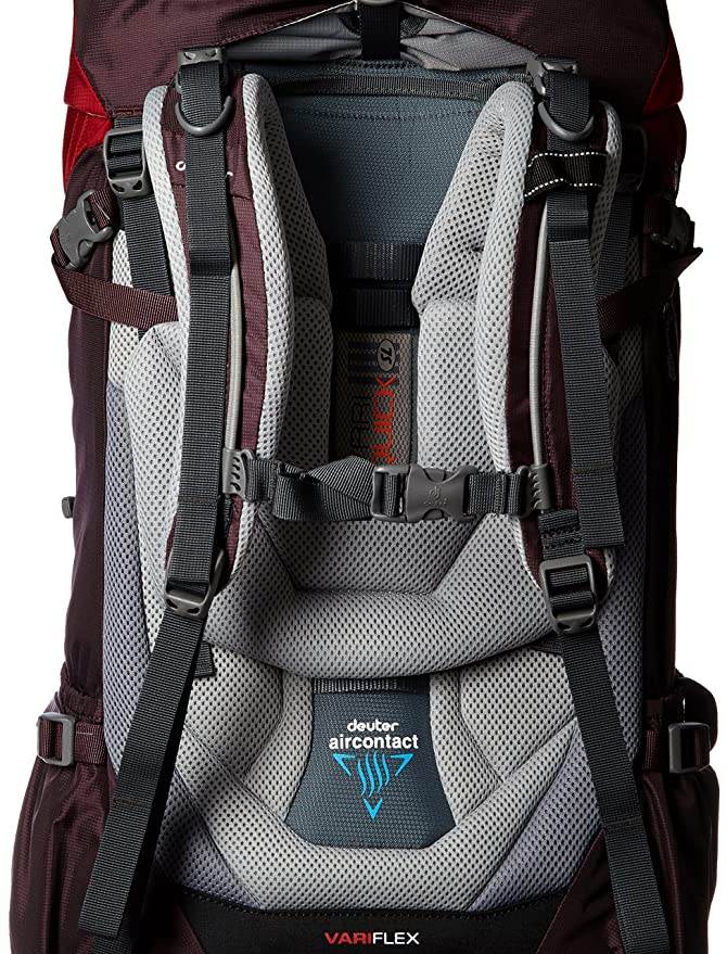 new arrival innovative design arrives Deuter Aircontact 60+10 SL Backpacking Pack
