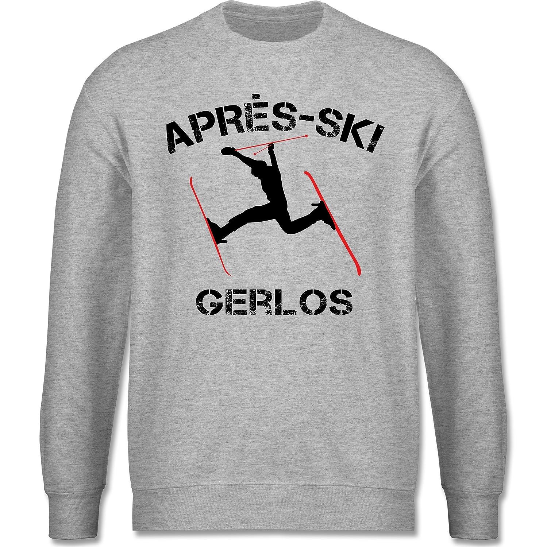 Après Ski - Apres Ski Gerlos - schlichter Herren Pullover
