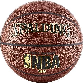 Spalding NBA Zi O Bola de baloncesto Interior Exterior- Tamaño Oficial 7 ( 29.5