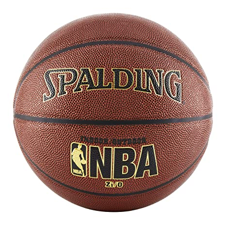 big sale 1cf33 6c4fa Amazon.com   Spalding NBA Zi O Basketball 29.5