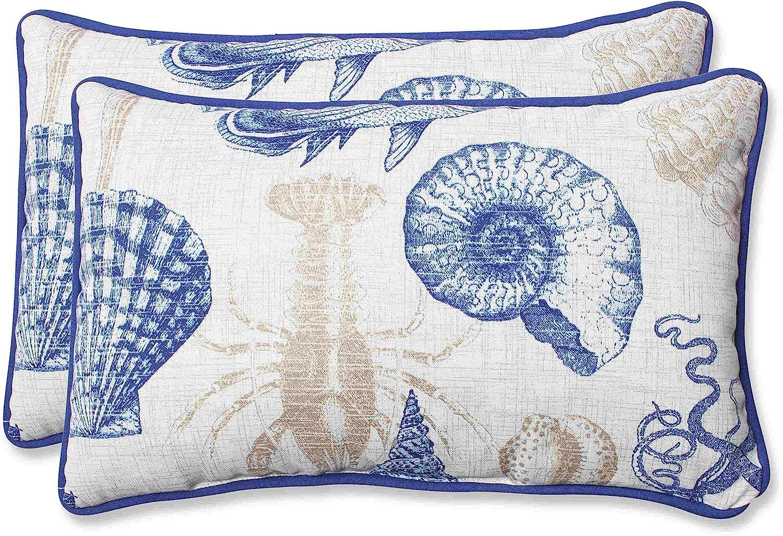 Kess InHouse NL Designs Space Elephant Brown Blue Digital 26 x 26 Square Floor Pillow