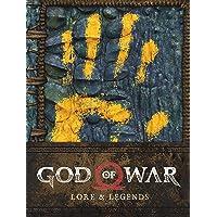 GOD OF WAR LORE & LEGENDS HC