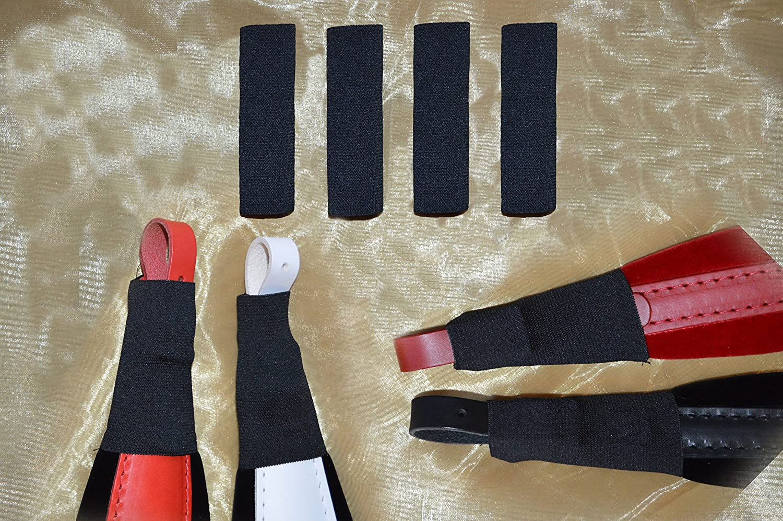 Protección de Hebillas para las Correas del acordeón 4 piezas Italia