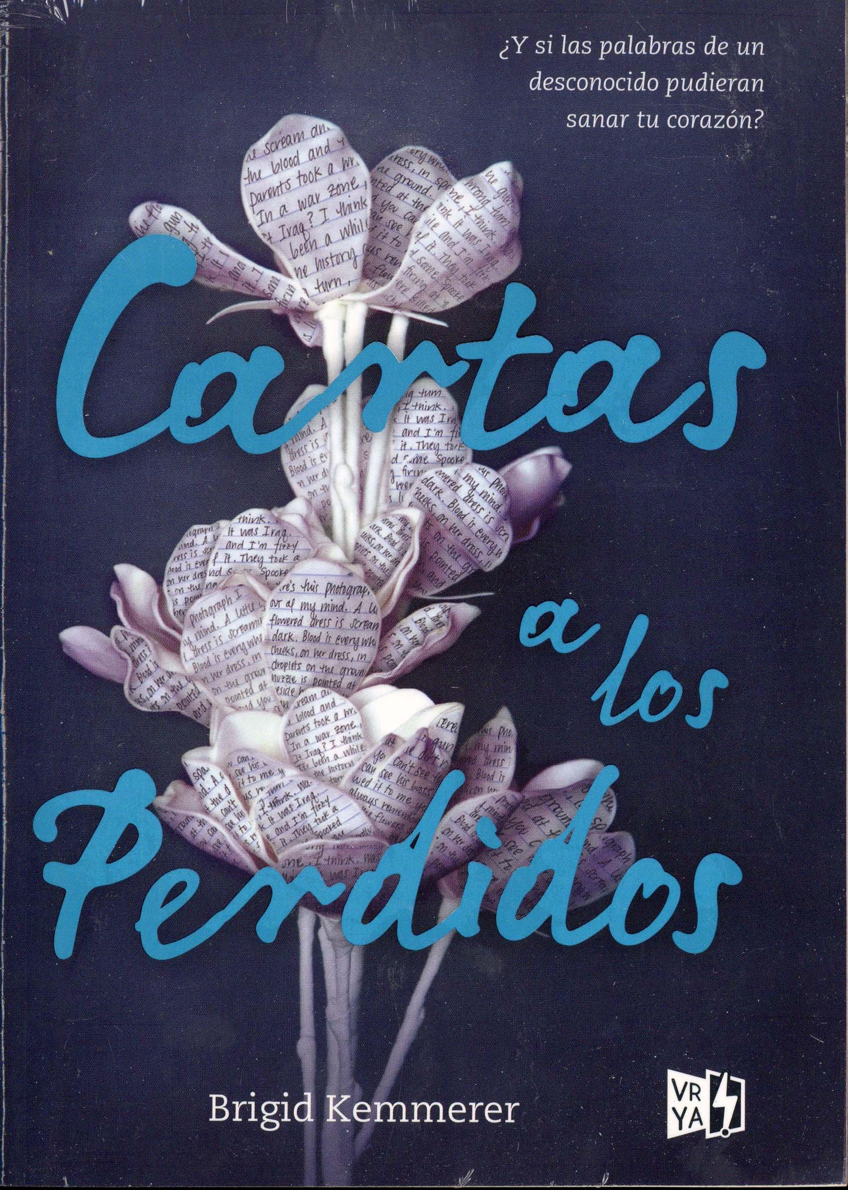 Cartas a Los Perdidos: Amazon.es: Brigid Kemmerer: Libros