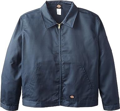 DICKIES Unlined Eisenhower Jacket Chaqueta de Manga Larga para Hombre