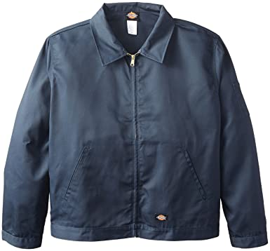 Amazon.com: Dickies Men's Big-Tall Unlined Eisenhower Jacket: Work ...