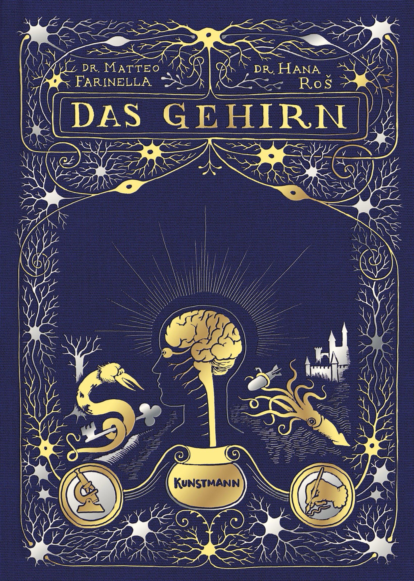 Das Gehirn Gebundenes Buch – 12. September 2018 Matteo Farinella Hana Ros Verlag Antje Kunstmann 3956142640
