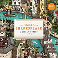 The World of Shakespeare (1000 piece Jigsaw Puzzle)