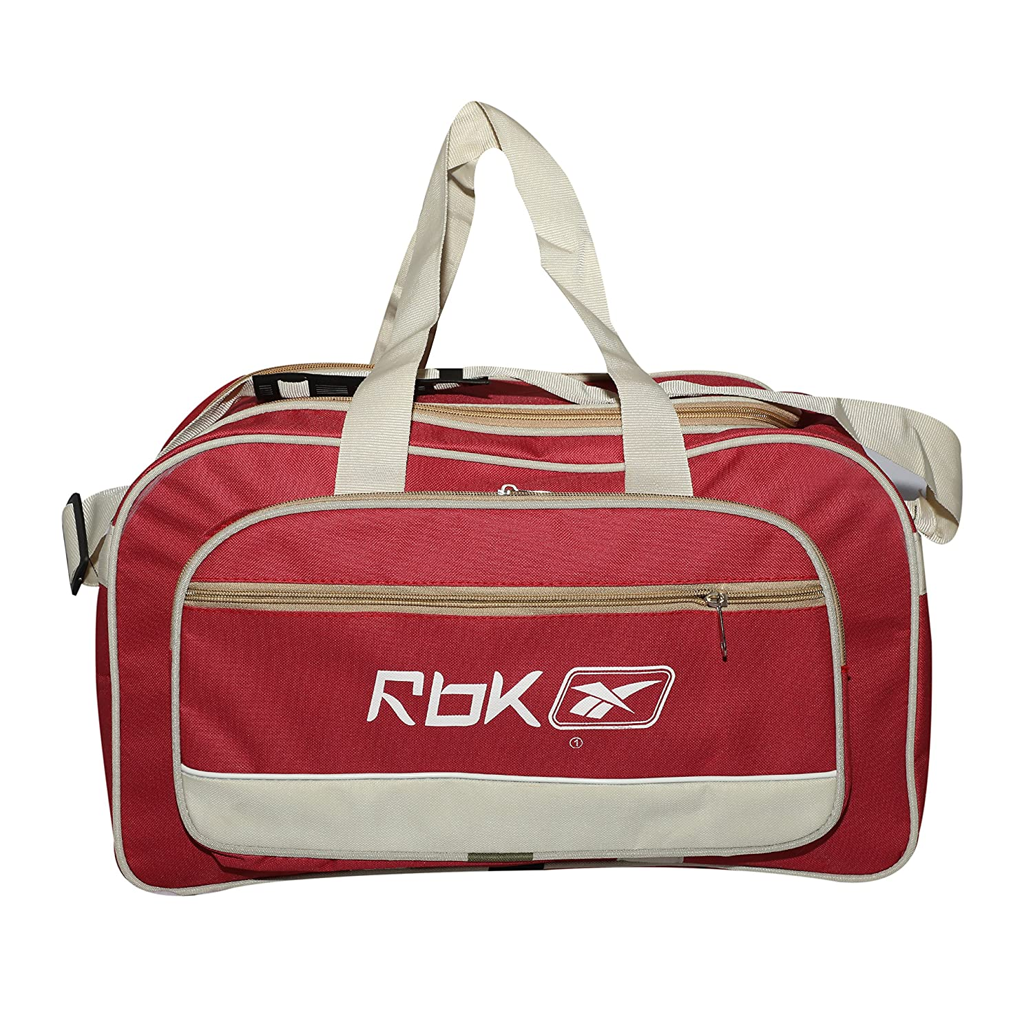 Nice Line Fabric 40 L Capacity Red Gym and Travel Duffle Bags for Men and  Women  Amazon.in  Bags cf38a187b
