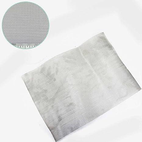 Malla de acero inoxidable insecto - abrazadera (300 x 420 mm ...
