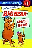 The Berenstain Bears' Big Bear, Small Bear (Step into Reading)