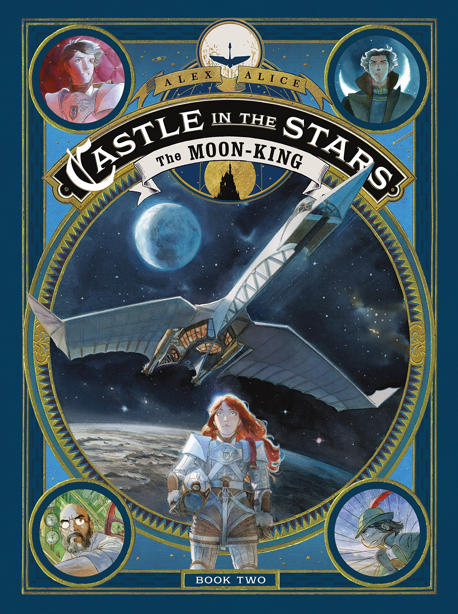 Castle in the Stars: The Moon-King
