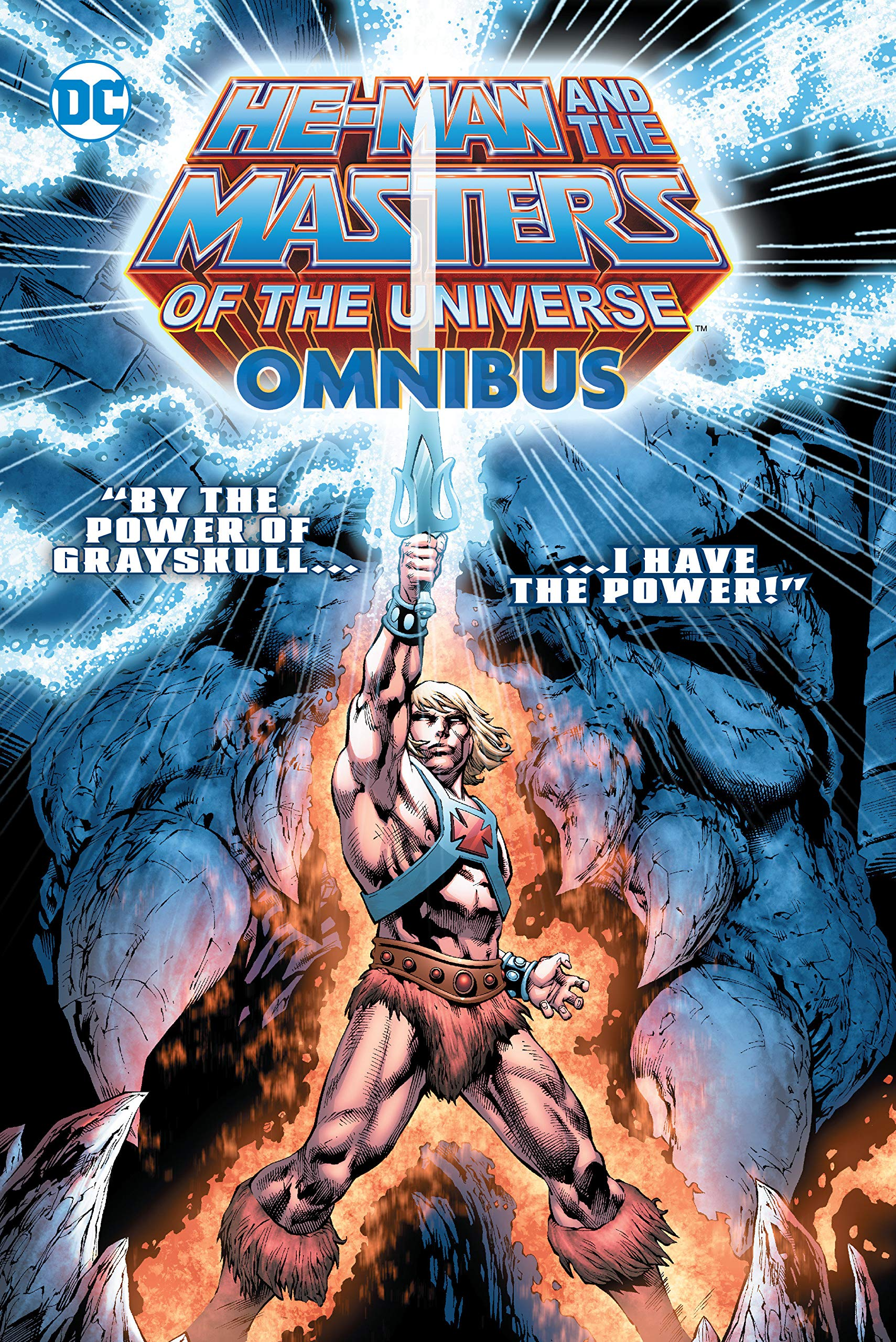 He-Man and the Masters of the Universe Omnibus by DC Comics