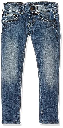 LTB Jeans Jungen Jeans Bernie B, Blau (Troa Undamaged Wash 50398), 134 2023a4dea5