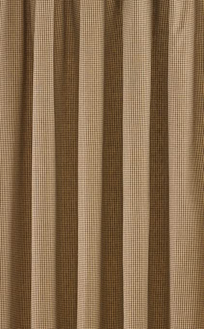Park Designs Shades of Brown Lined Swag, 72 x 36
