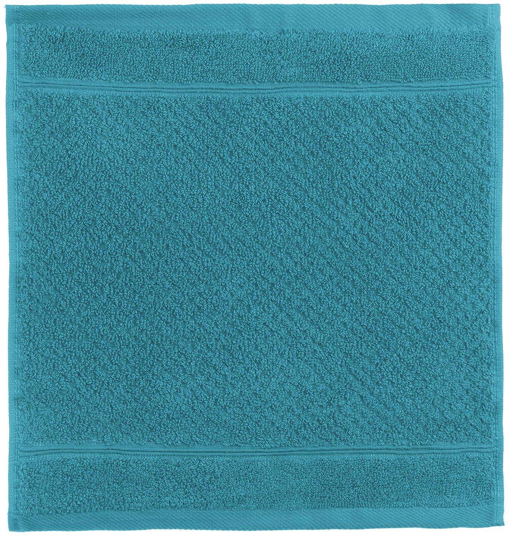 Juego de 10 Toallas de Mano 470 g//m/² 30 x 30 cm Antracita Brandsseller algod/ón 30 x 30 cm 100/% algod/ón