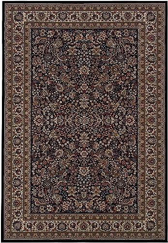 Oriental Weavers Ariana 213K8 Area Rug, 12 x 15 , Black