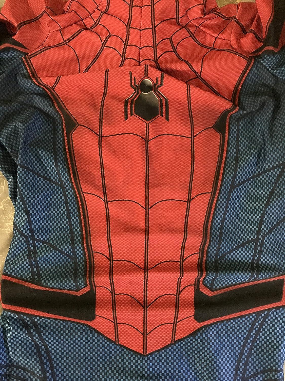 Amazon spider man homecoming cosplay costume homecoming amazon spider man homecoming cosplay costume homecoming spider man suit spiderman costume clothing jeuxipadfo Images