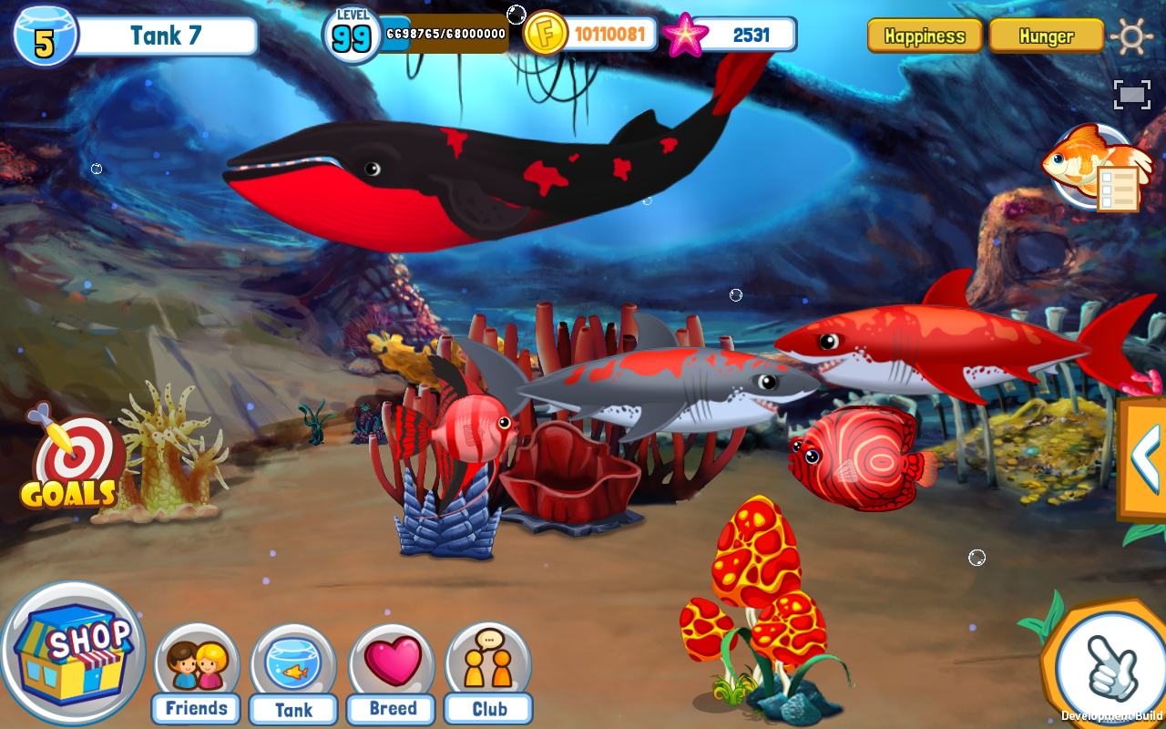 Fish adventure seasons appstore for android for Fishing games for pc