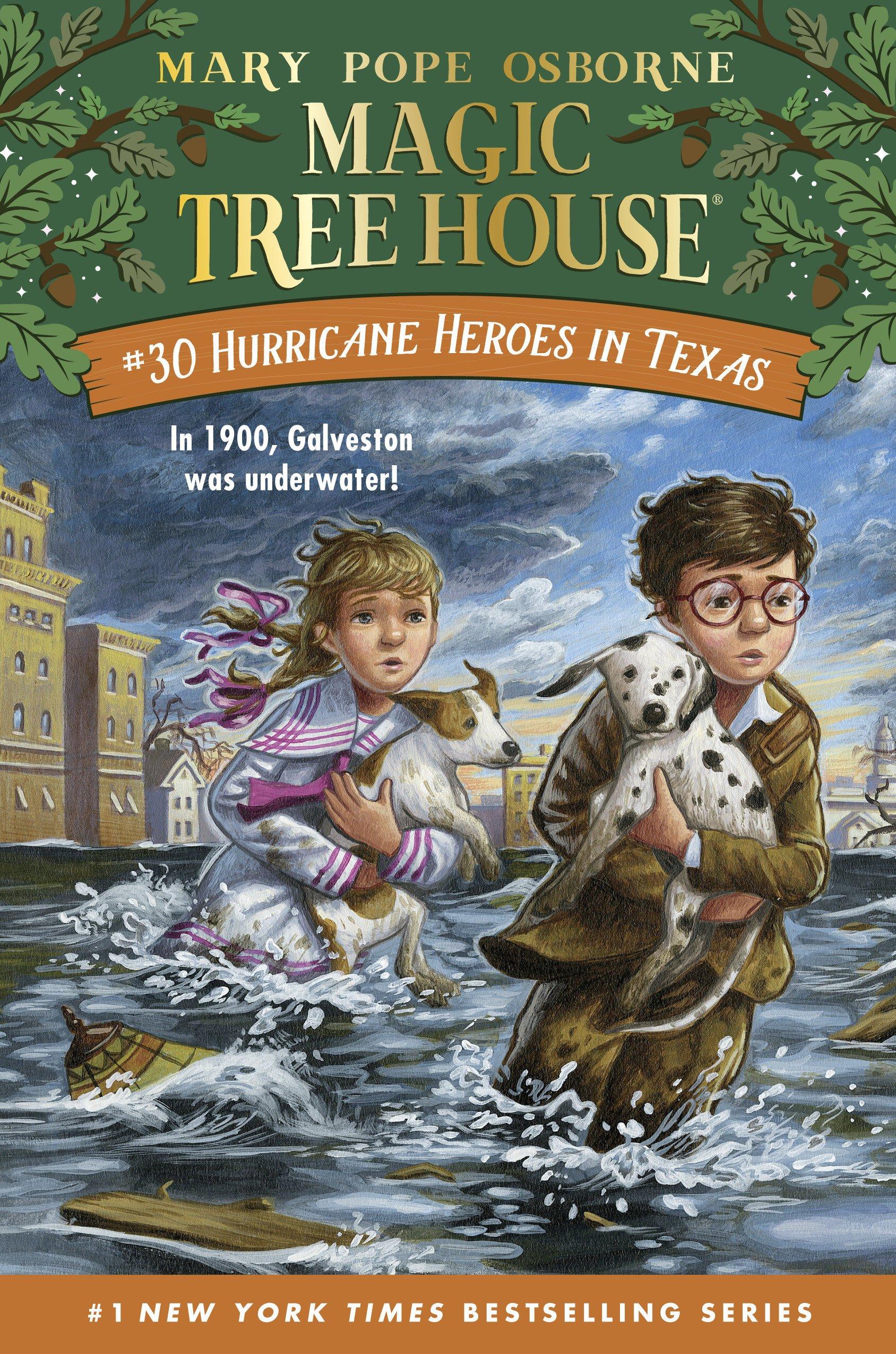 Hurricane Heroes in Texas (Magic Tree House (R)): Mary Pope