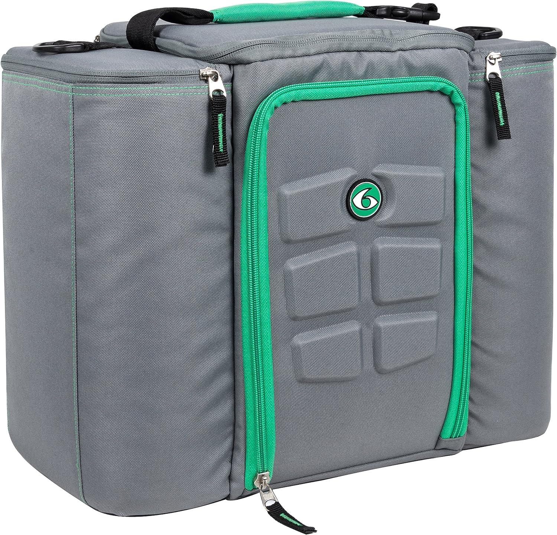 6Pack Fitness - Innovator 500 - Nueva Six Pack - Gris / verde ...