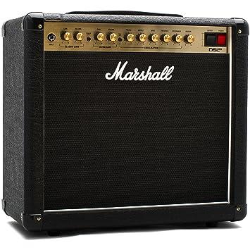 Marshall dsl20c 20w Combo Amplificador de Guitarra: Amazon.es: Instrumentos musicales