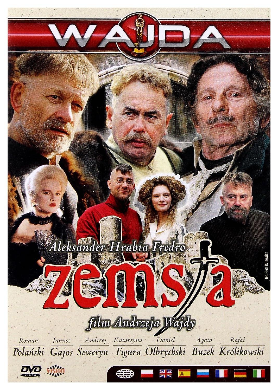 Zemsta [DVD] [Region Free] (Subtítulos en español)