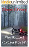 Who Killed Vivien Morse? (Peter Hatherall Mystery Book 4)