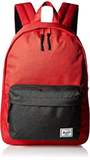 80f533cce7b2 Herschel Classic Backpack Barbados Cherry Black Crosshatch