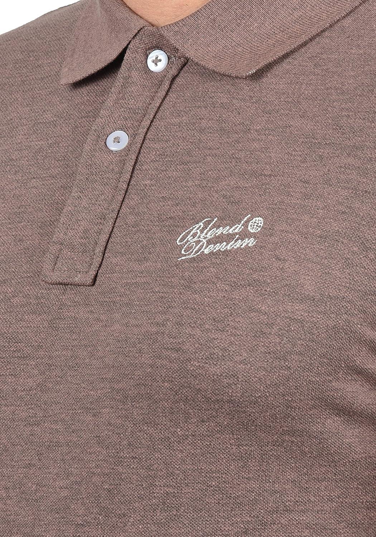 BLEND Ludger Mens Polo Shirt T-Shirt