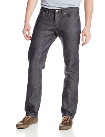 725be63123 Naked & Famous Denim Men's Weird Guy Tapered-Fit Jean