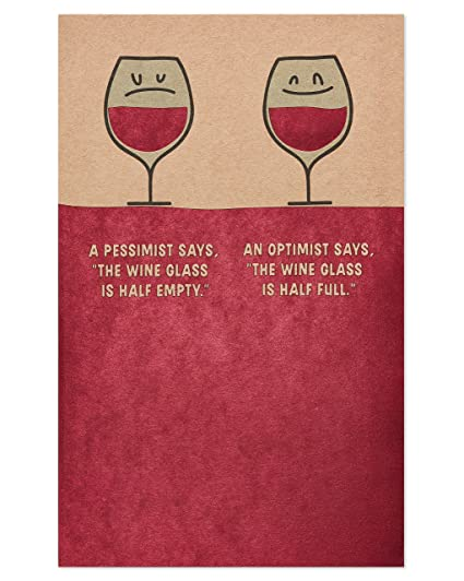 Amazon american greetings funny free wine birthday card with american greetings funny free wine birthday card with foil m4hsunfo