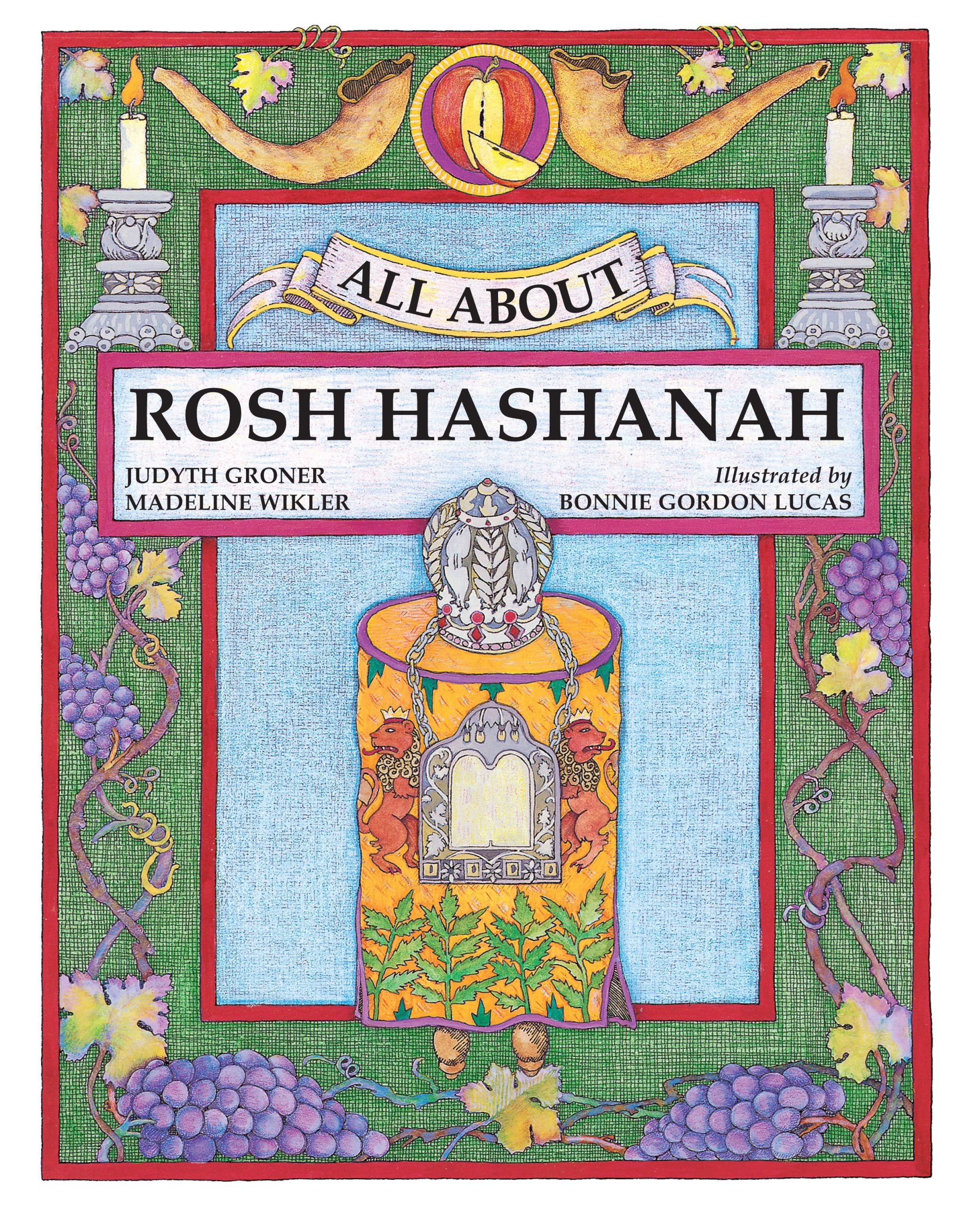 All about Rosh Hashanah (High Holidays) by Brand: Kar-Ben Publishing (Image #1)