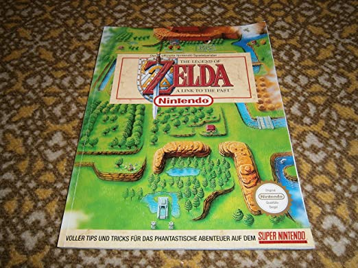 the-legend-of-zelda-a-link-to-the-past-offizielles-lsungsbuch