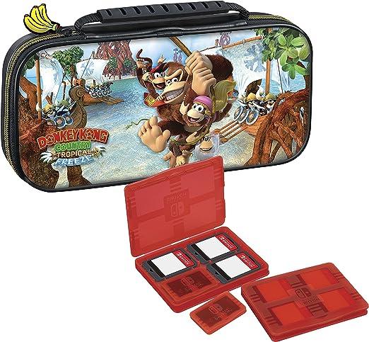 Ardistel - Game Traveler Deluxe Travel Case NNS52A (Nintendo Switch): Amazon.es: Videojuegos