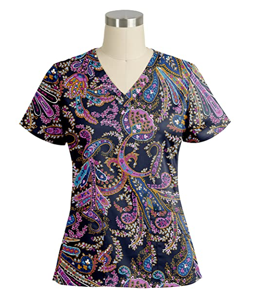 b167345ae49 Amazon.com: Vera Bradley Signature Collection Women's Maya V-Neck ...