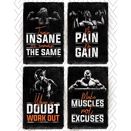 Weight Lifting Quotes Extraordinary Amazon Throwback Traits Bodybuilding Posters With Motivational