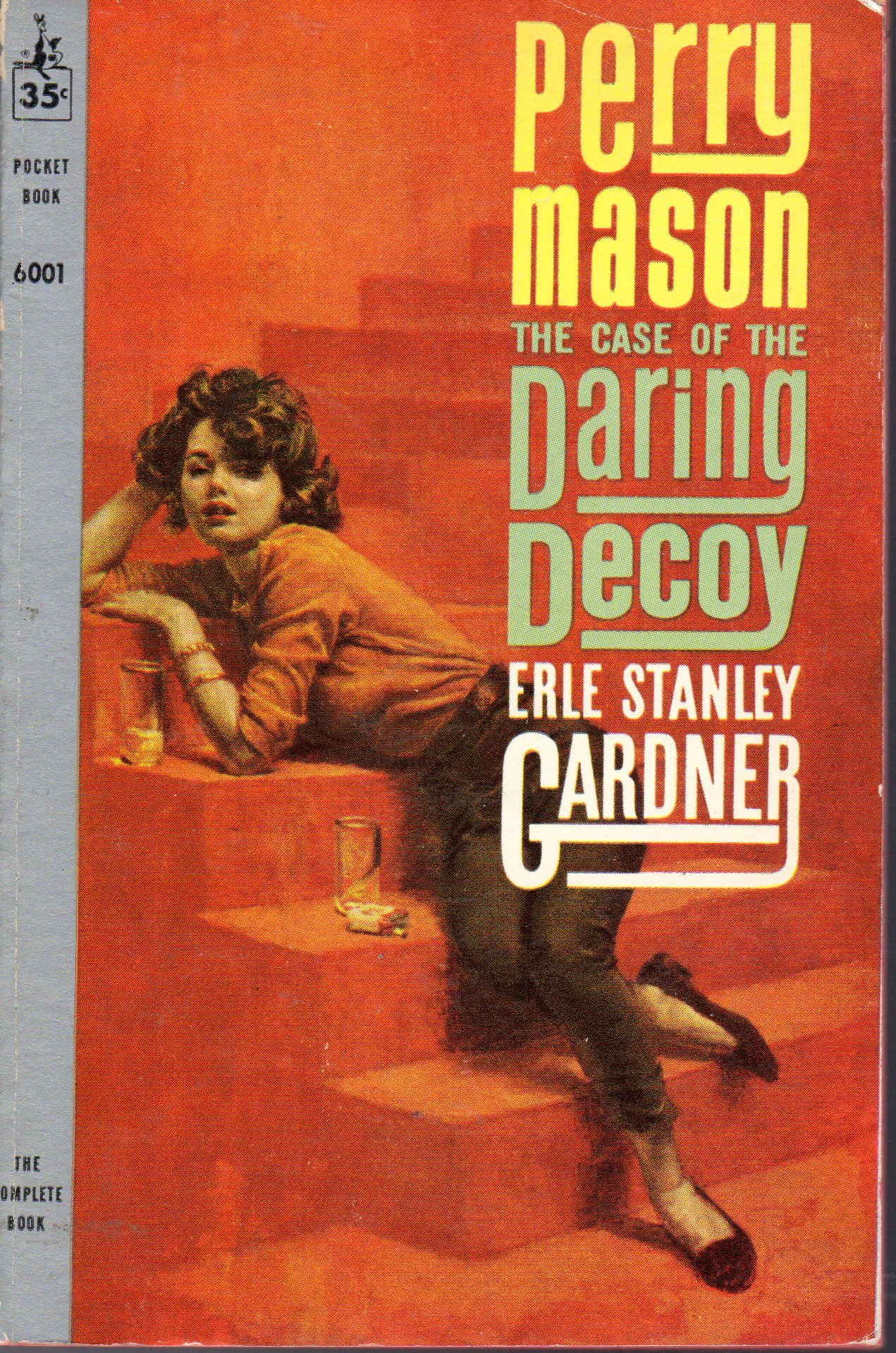 The Case of the Daring Decoy:  A Perry Mason Mystery, Erle Stanley Gardner