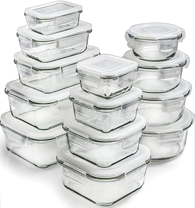 Top 10 10 Ounce Food Jar Set Of 2