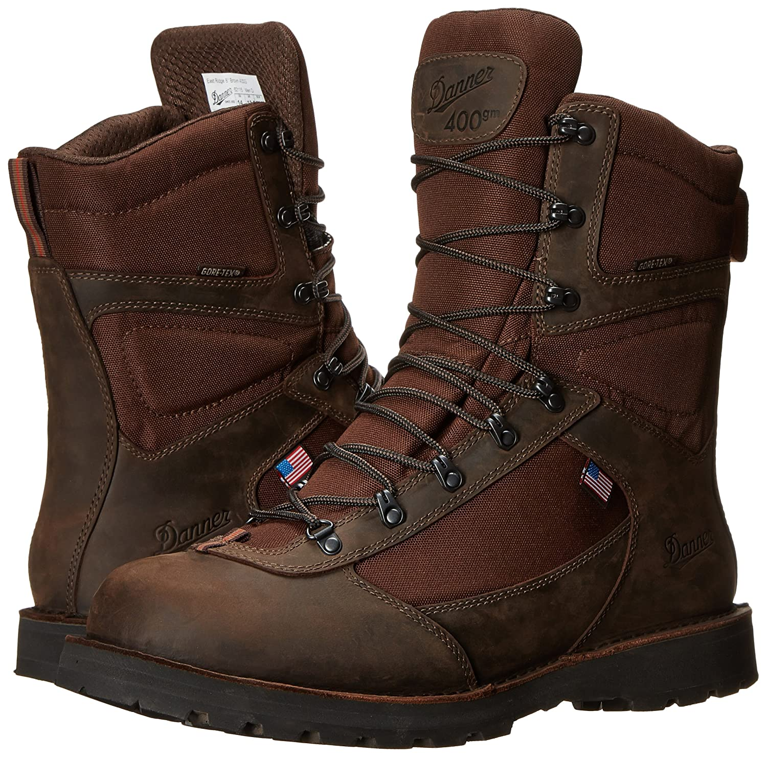 men's 8 inch hiking boots
