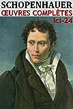 L'art d'avoir toujours raison + Oeuvres Complètes d'Arthur Schopenhauer: lci-24