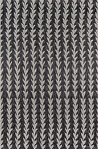 Novogratz by Momeni Villa Amalfi Area Rugs, 2' X 3', Charcoal