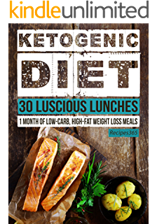 Ketogenic diet 30 delicious dinner recipes 30 days of dinner ketogenic diet 30 luscious lunch recipes 30 days of lunches free gift forumfinder Choice Image