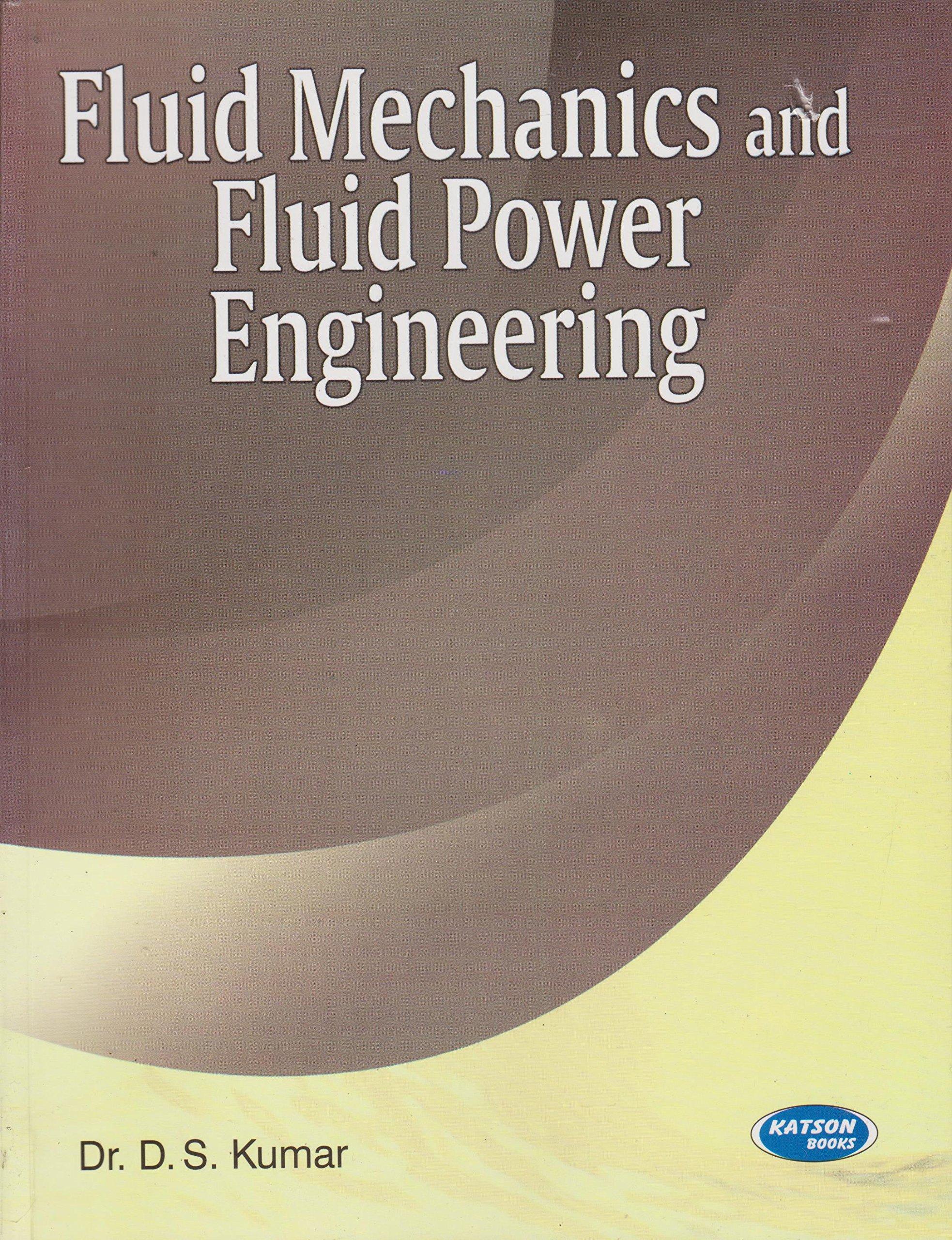 Fluid Power Engineering Pdf