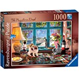 Ravensburger The Puzzler's Desk, 1000pc Jigsaw Puzzle