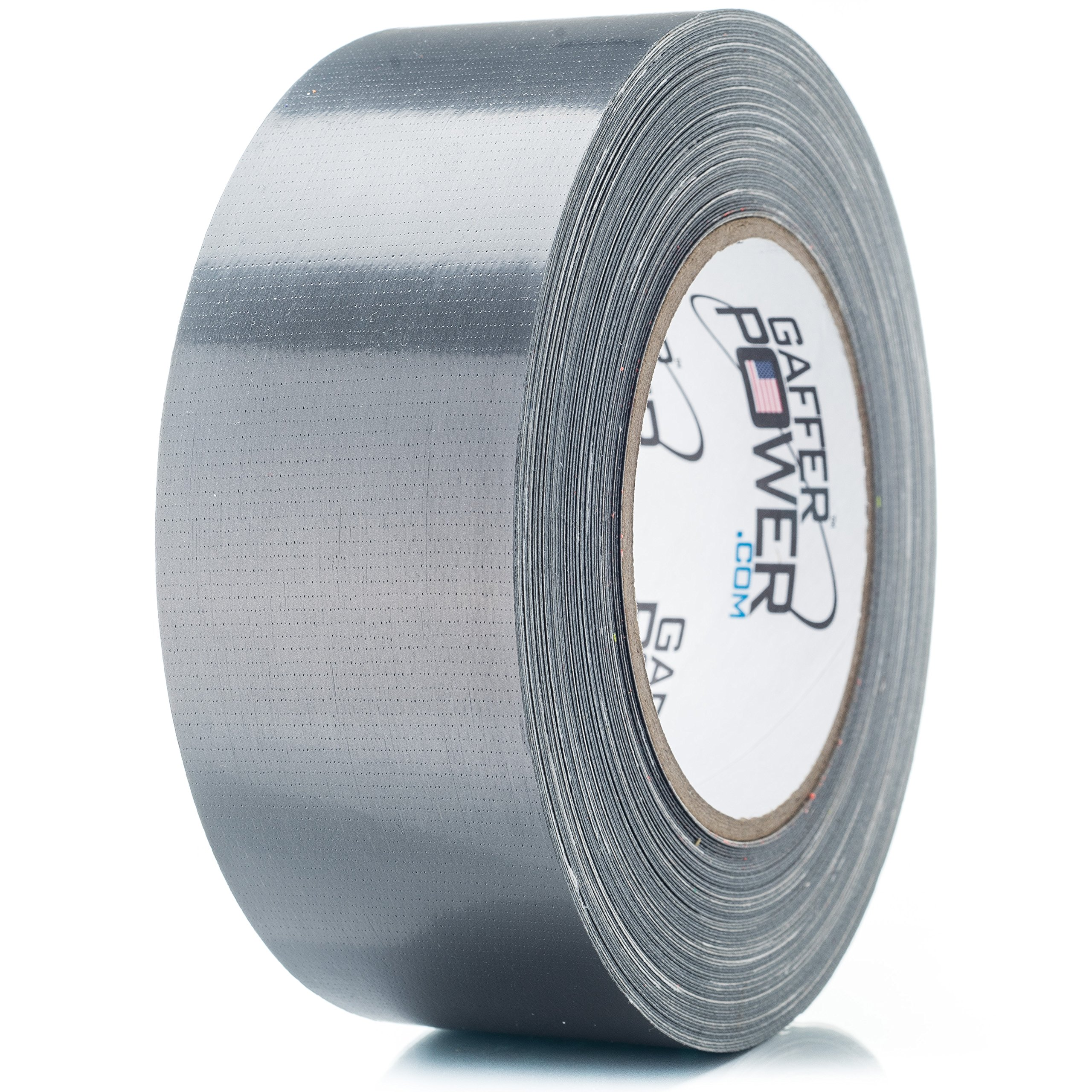 Gaffer Power PowerSteel Heavy Duty Duct Tape - 2 in X 25 Yards - Insulation, Ducting & HVAC Tape | Strong, Waterproof & Weather Resistant | Indoor & Outdoor Use | Residential, Commercial & Industrial by Gaffer Power