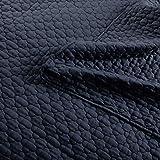Tempcore Quilt Queen Size Navy Blue 3