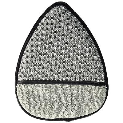 Carrand 40313 2-in-1 Microfiber Wheel Detailer Wash Mitt: Automotive