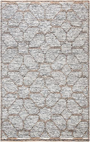Safavieh Natural Fiber Collection NF218A Hand-woven Wool Jute Area Rug