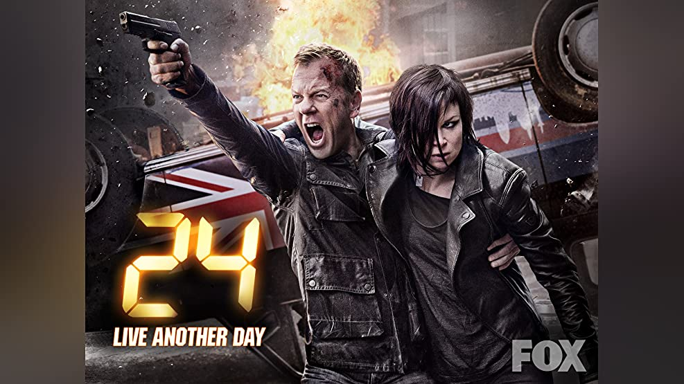 24 Live Another Day: - Staffel 9 [OV]